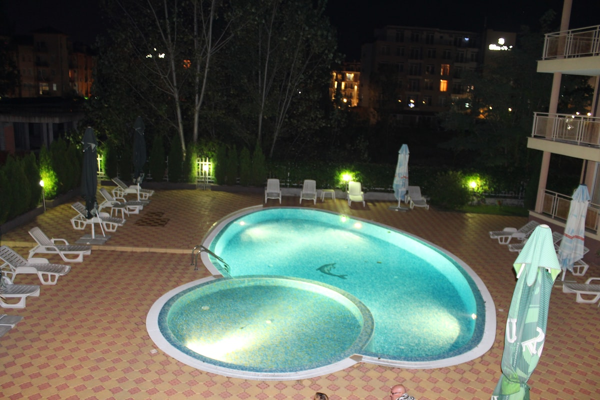 3-star apartment in Sunny Beach, BG