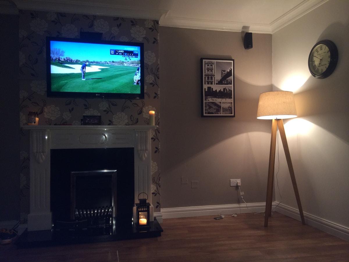 Luxury apartment in Castleknock