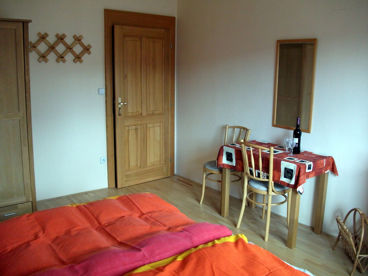 Room No.1 (with double bed)
