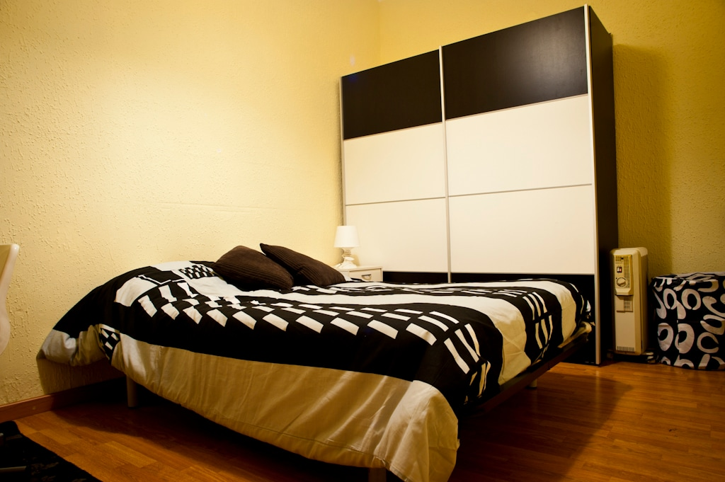 Double room (there is a small sofa bed)