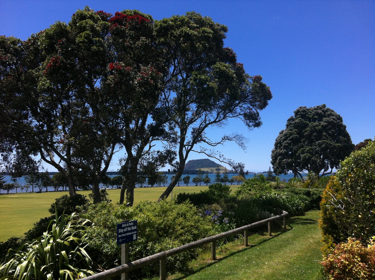 Amazing waterfront views
