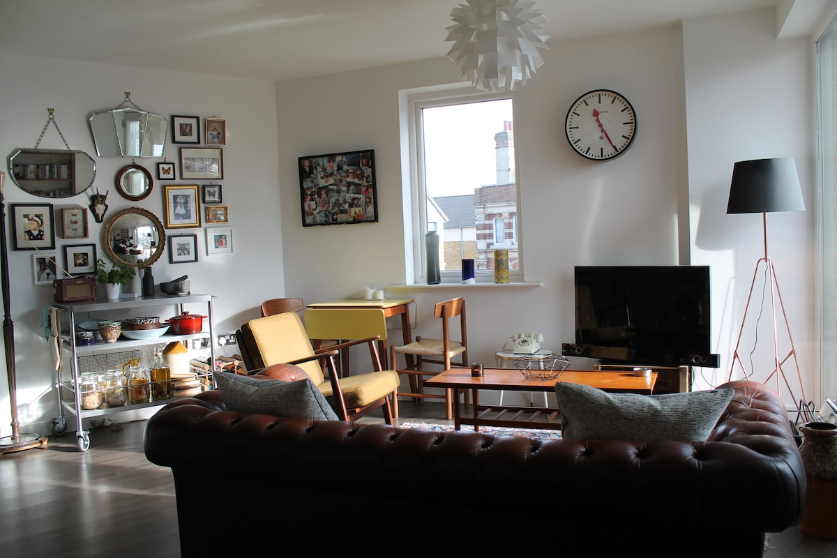 Stylish 1 Bed Flat in Camberwell