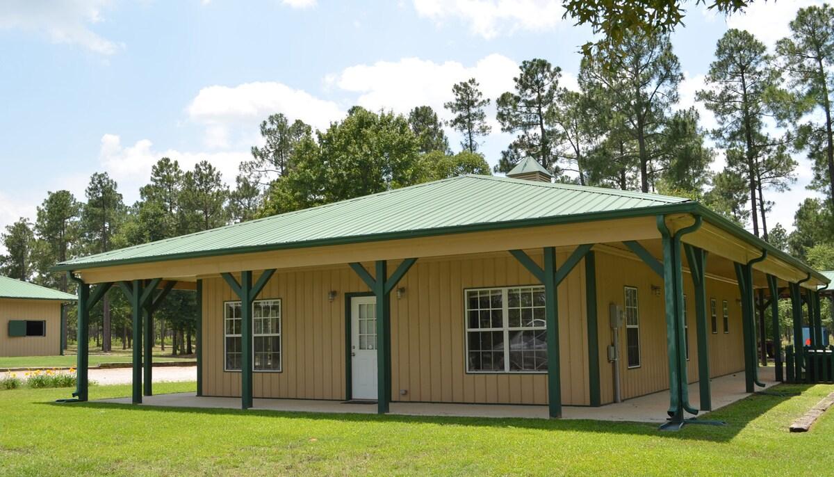 Aiken Fox Nation Bunk House