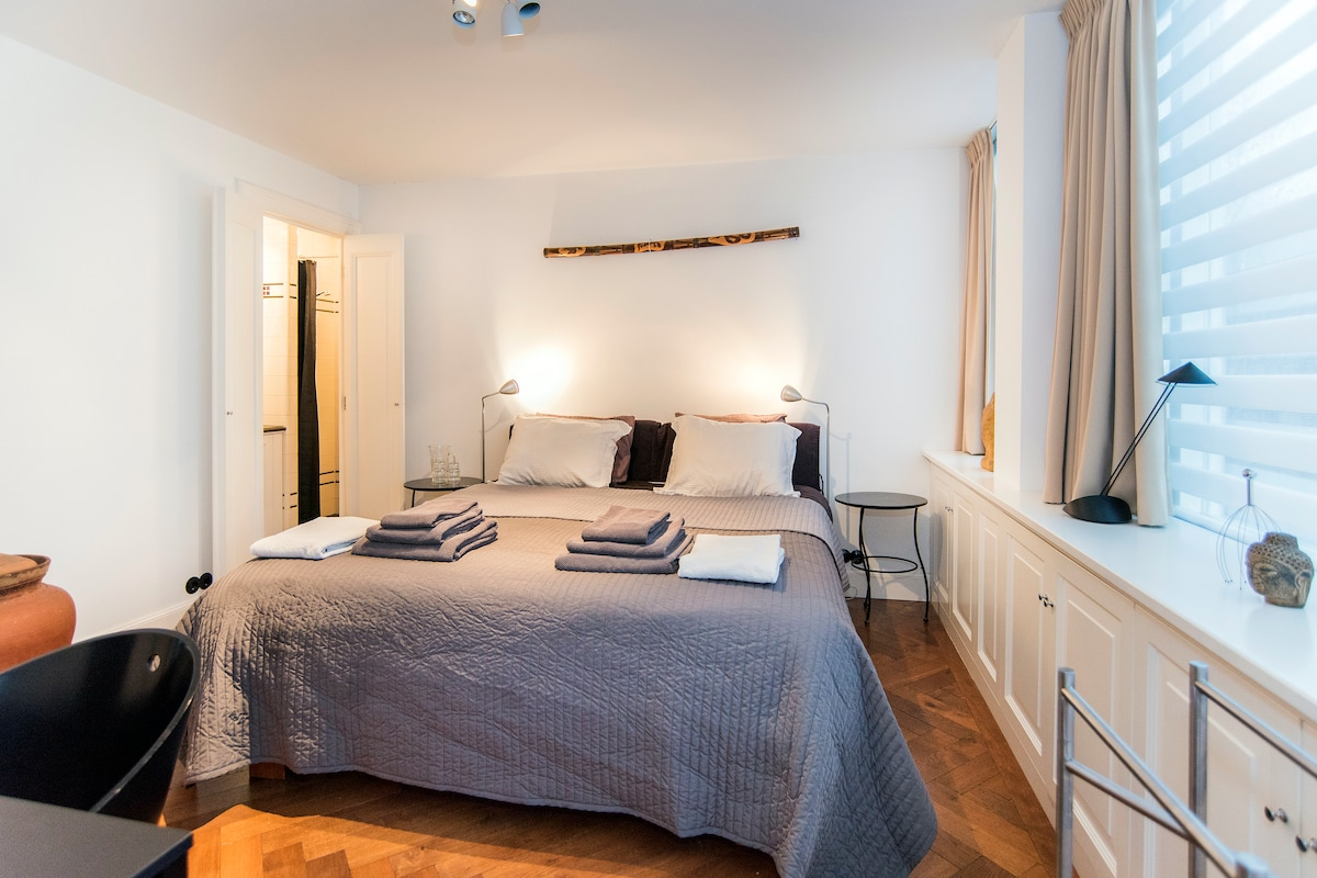 Amsterdam Penthouse Room