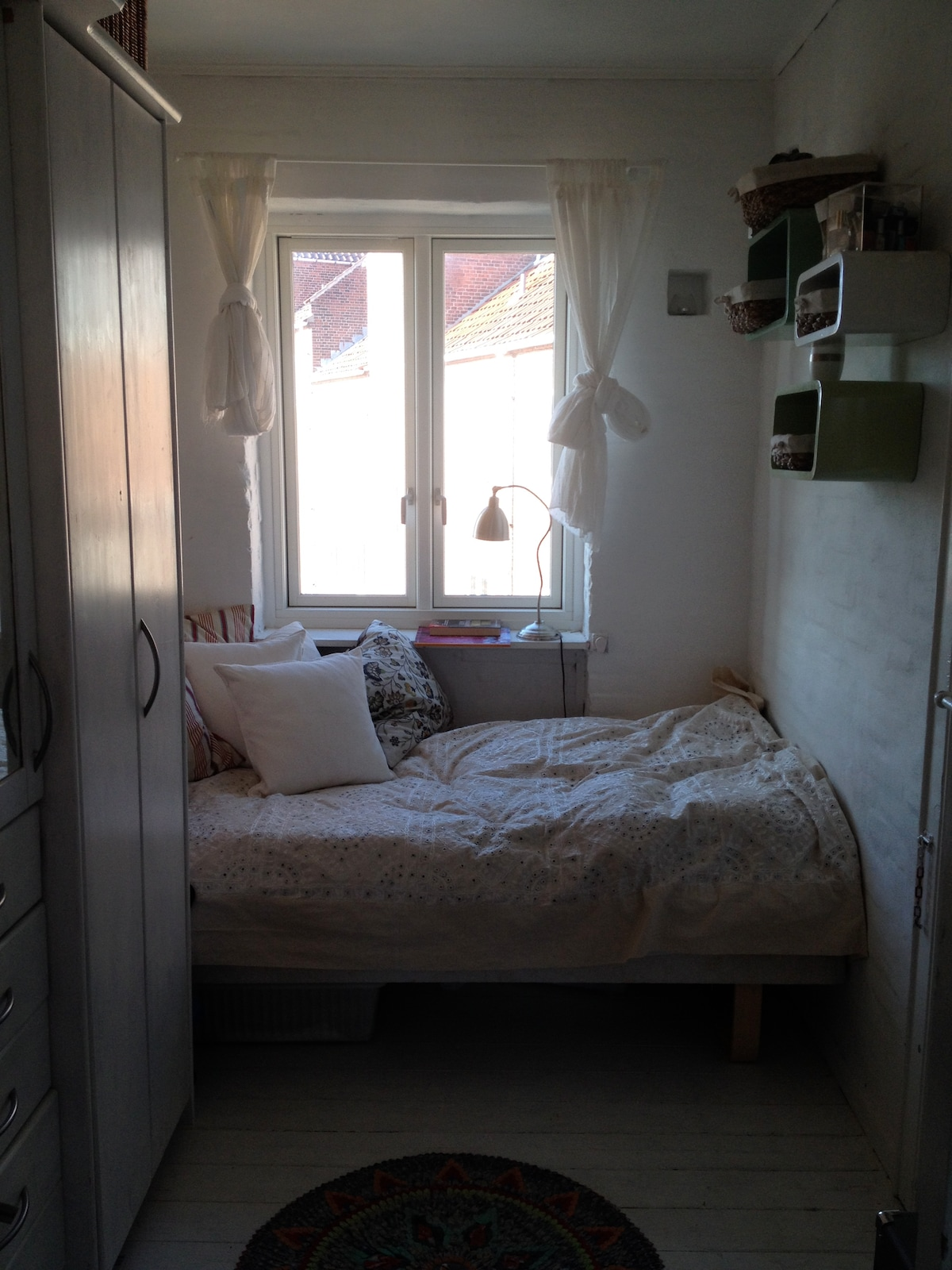 Cozy two room apartment in CPH