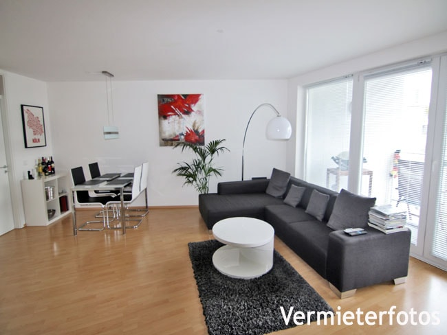 2 Room Flat/Trade Fair/Cologne City