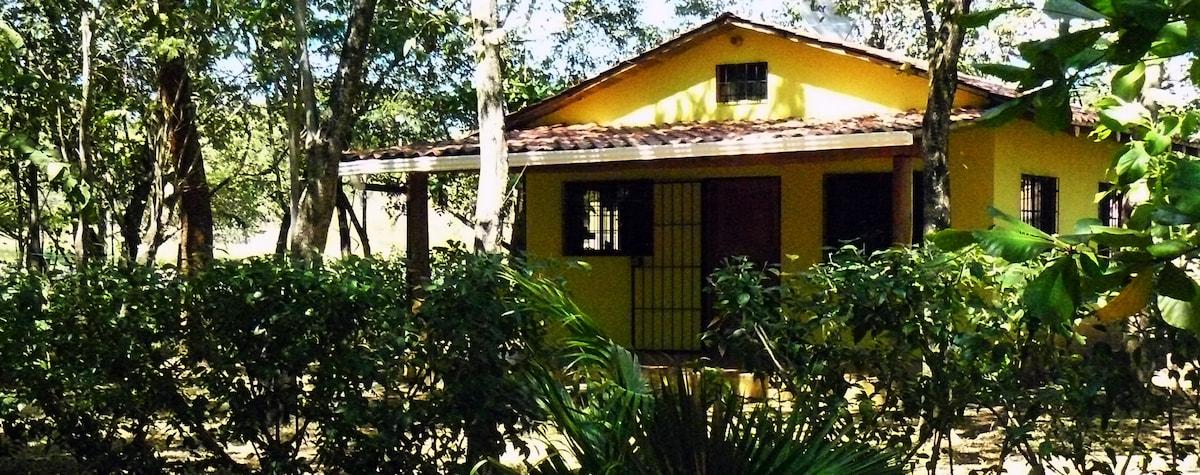Cabin in Los Pargos, Playa Negra