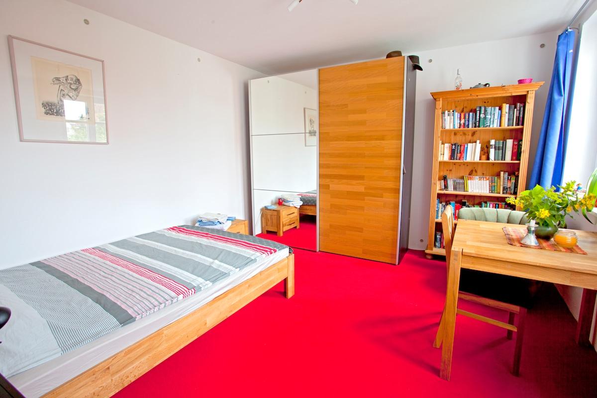 Zimmer mitten in Lübecks Altstadt