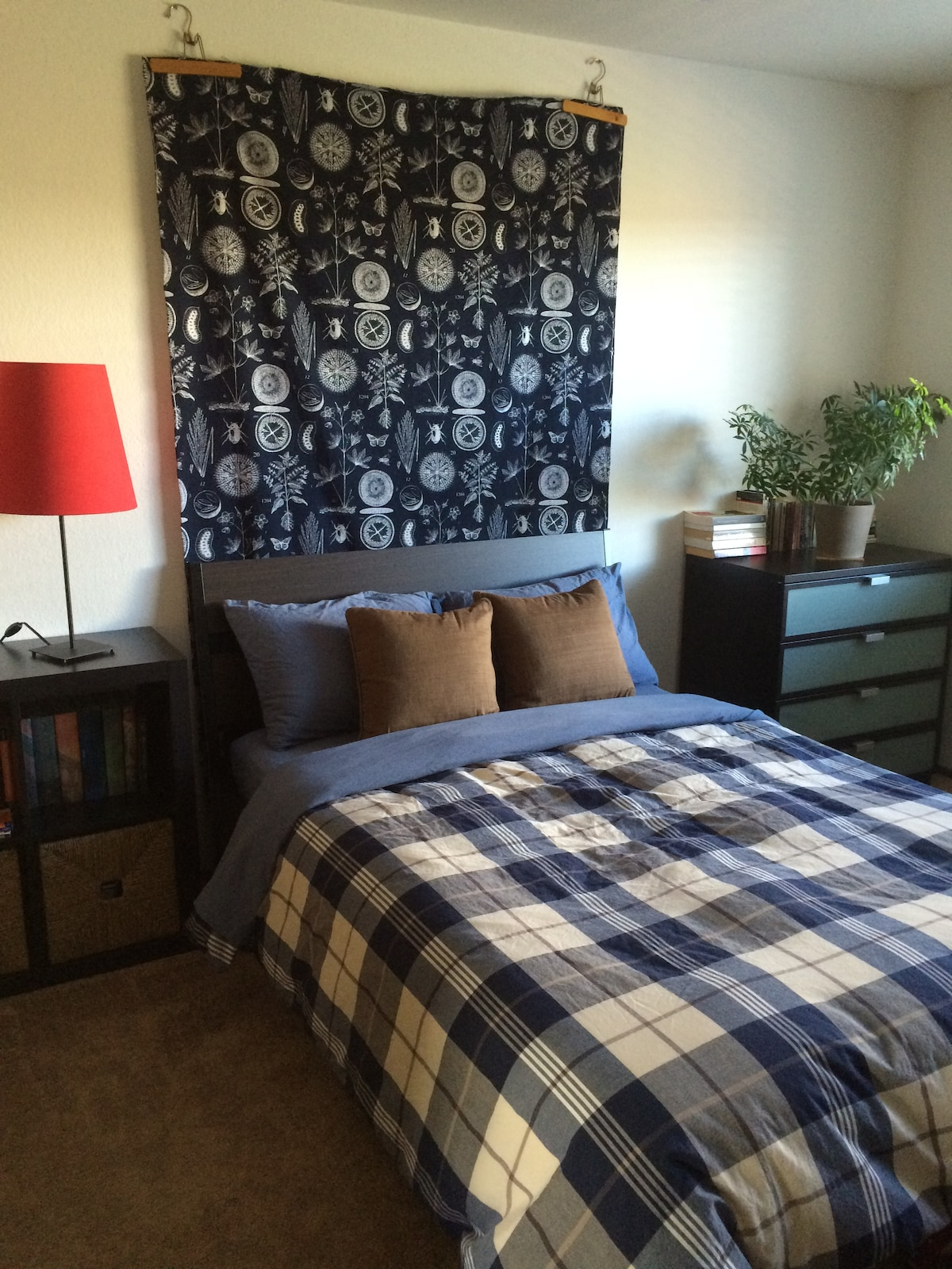 Private Bedroom near Apple Campus