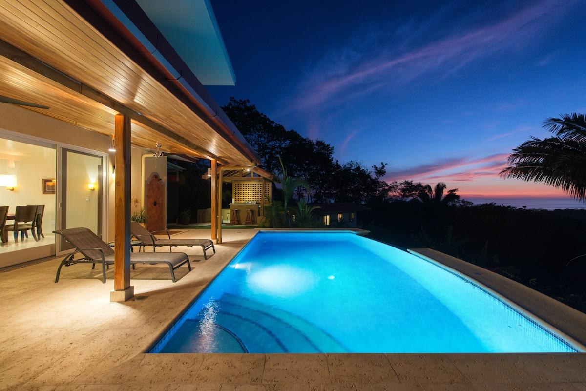 Villa Verde, 365 Pacific Sunsets!
