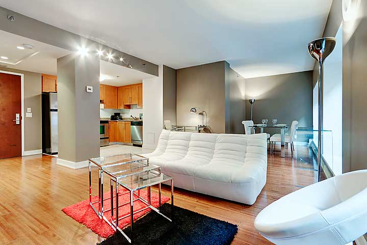 EXECUTIVE SUITE IN OLD MONTREAL