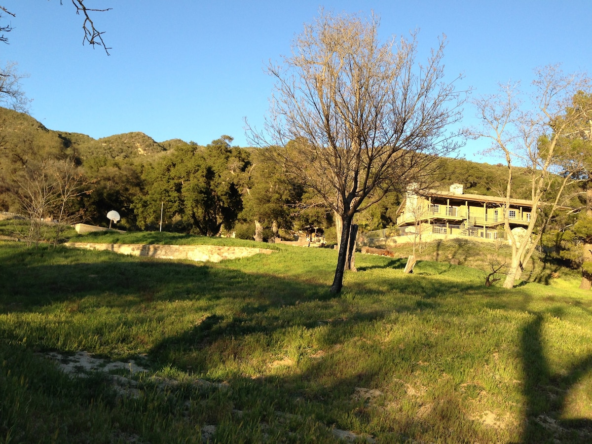 Mt. Ranch 60 Min. From LA Airport
