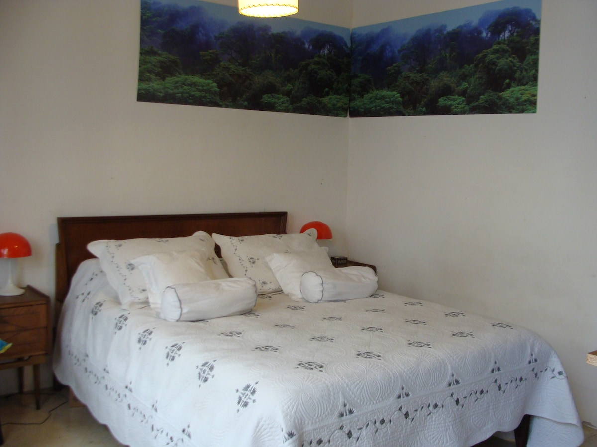 Bedroom with A.C.