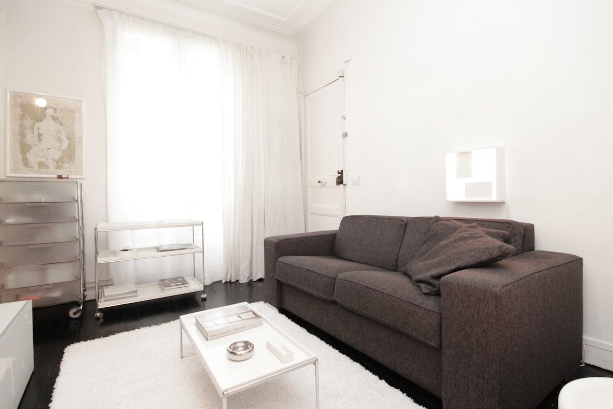 Apartment 30m2 PARIS (République)