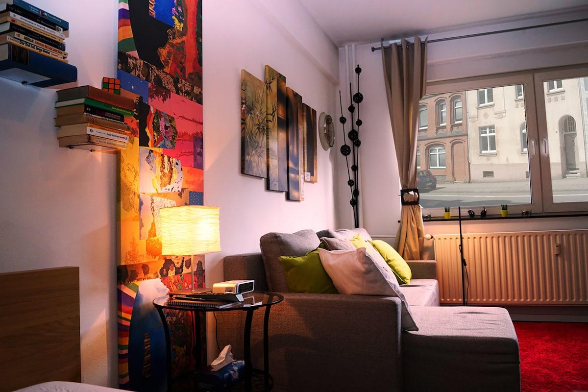 Nice City Apartment