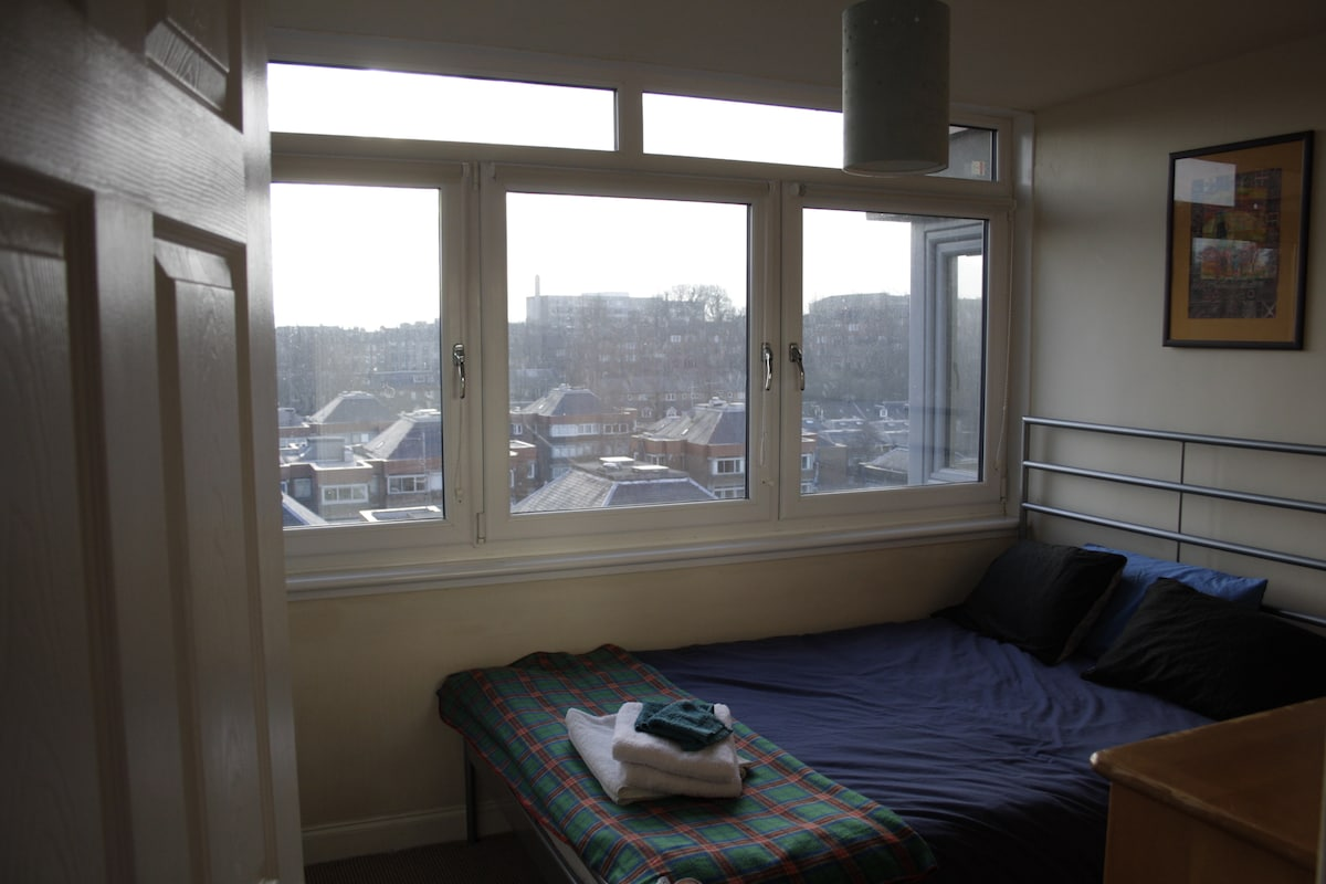 Cozy room in Glasgow beautiful view