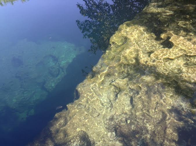 Cenote El Encanto Camping