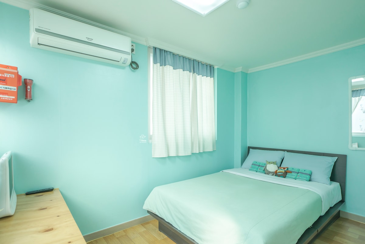 :DALKOM Guest House-Double room