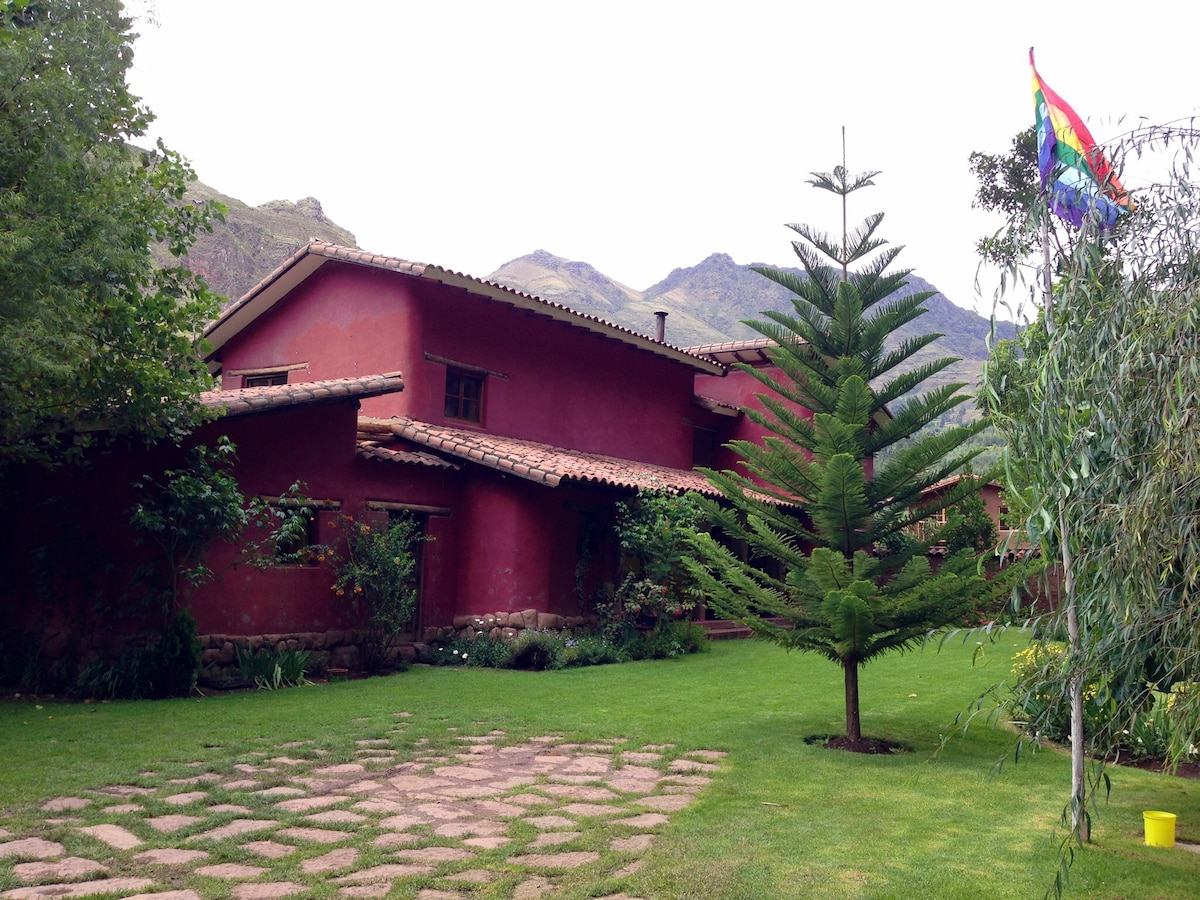 House in the Sacred Valley (Cusco)