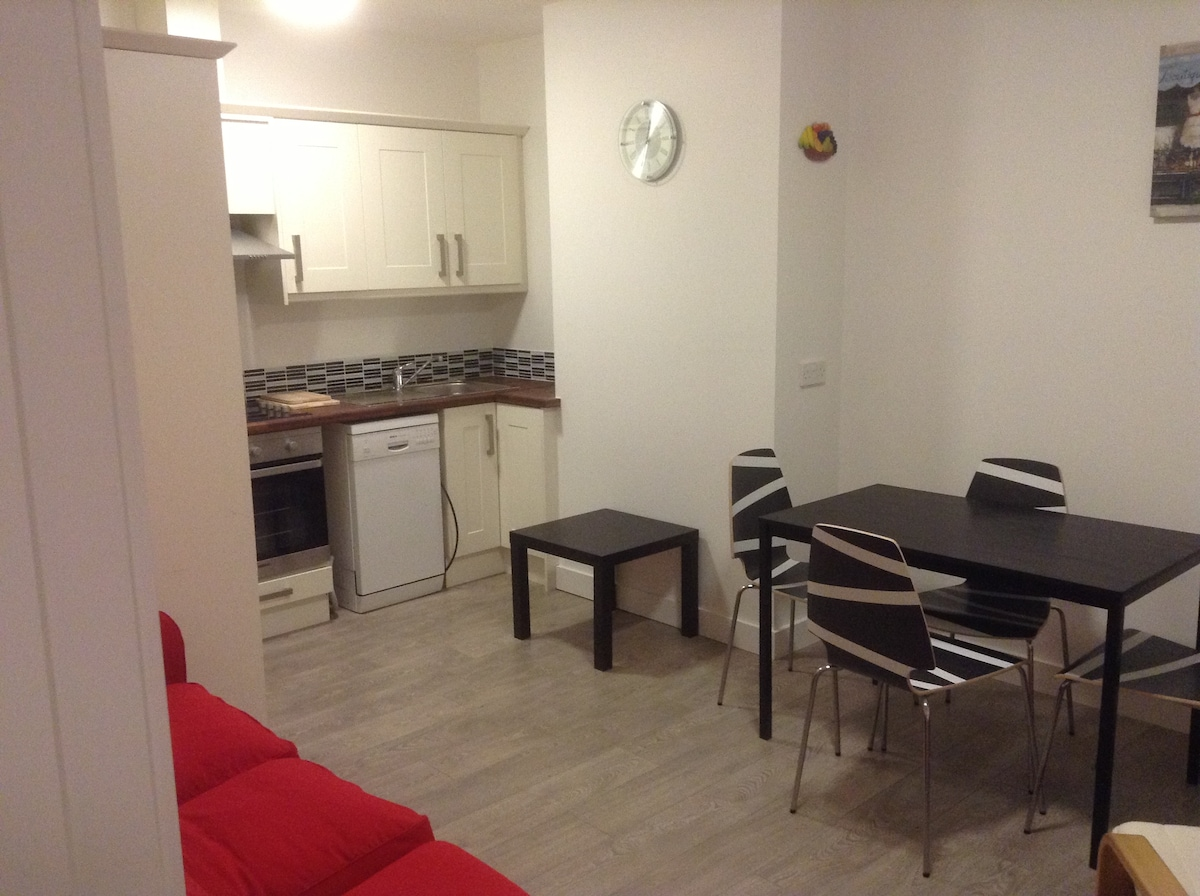 Cosy 2 bed in heart of the City