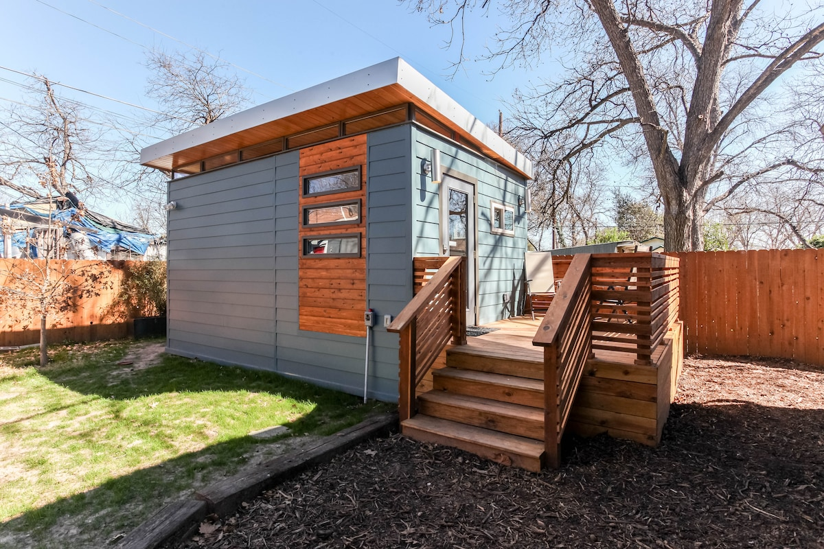 Tiny House: The Kanga on E 2nd