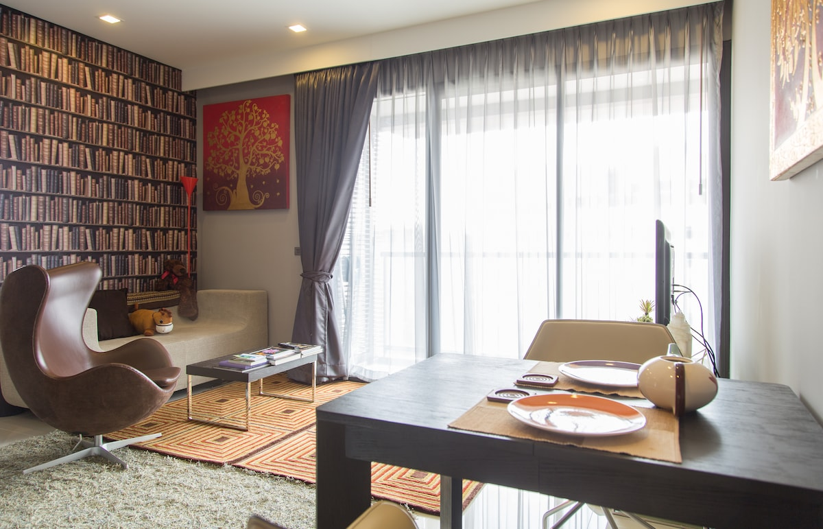 Cozy1BR, Victory Monument BTS +WIFI