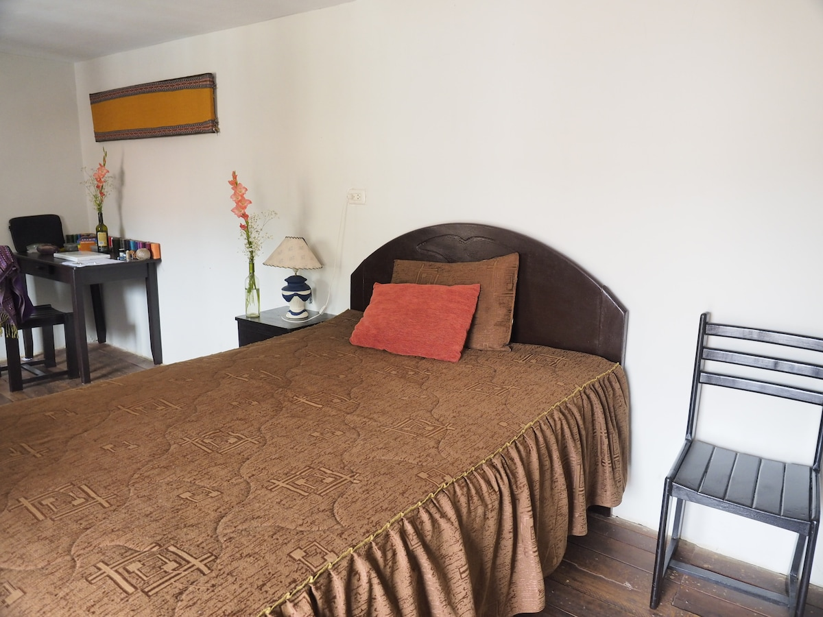Spacious Double Room - Pisac