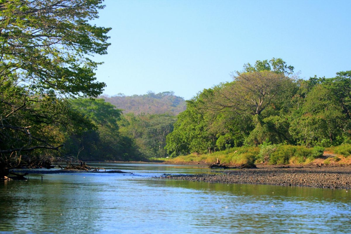 Nosara River Mouth