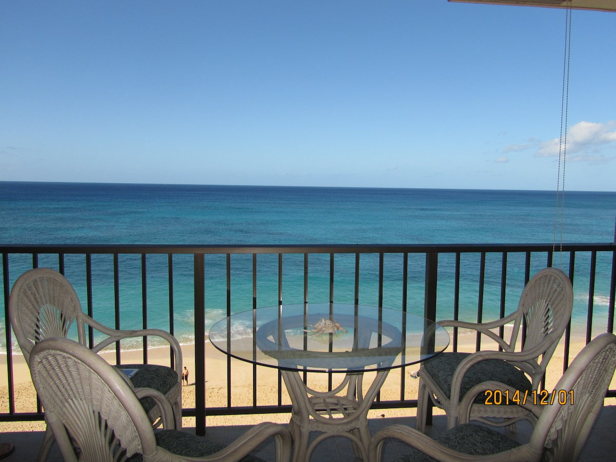 Affordable Ocean Front Luxury Condo