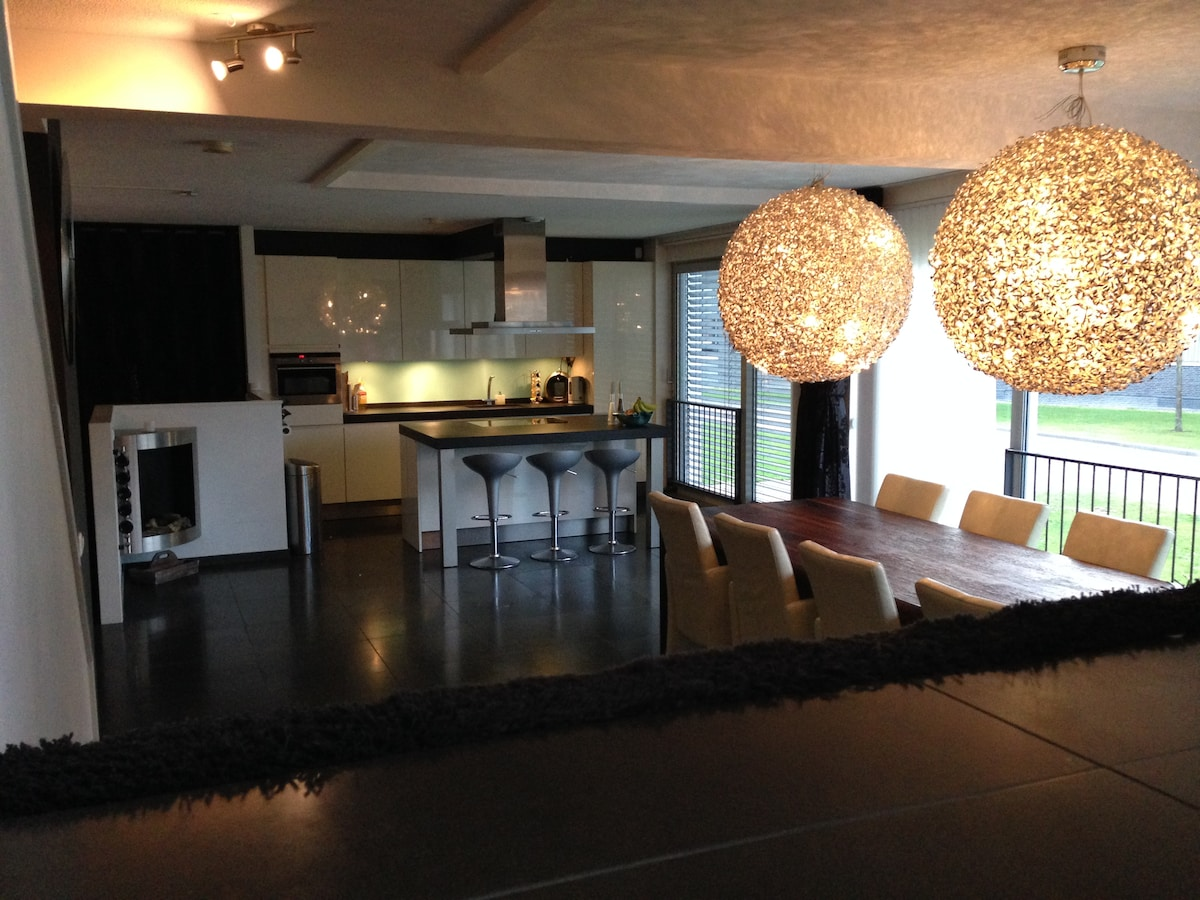 180m2 of luxury in Breda City Parc