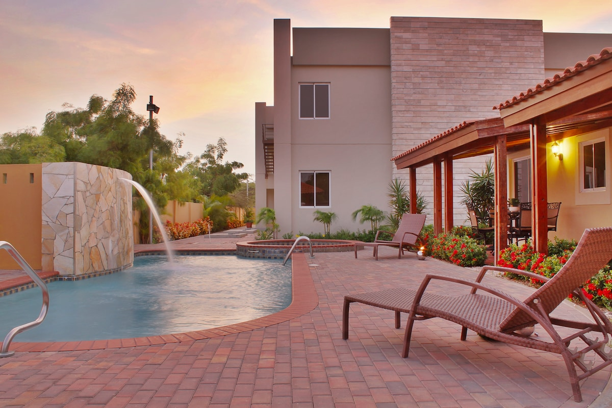 The house of your dreams in Aruba