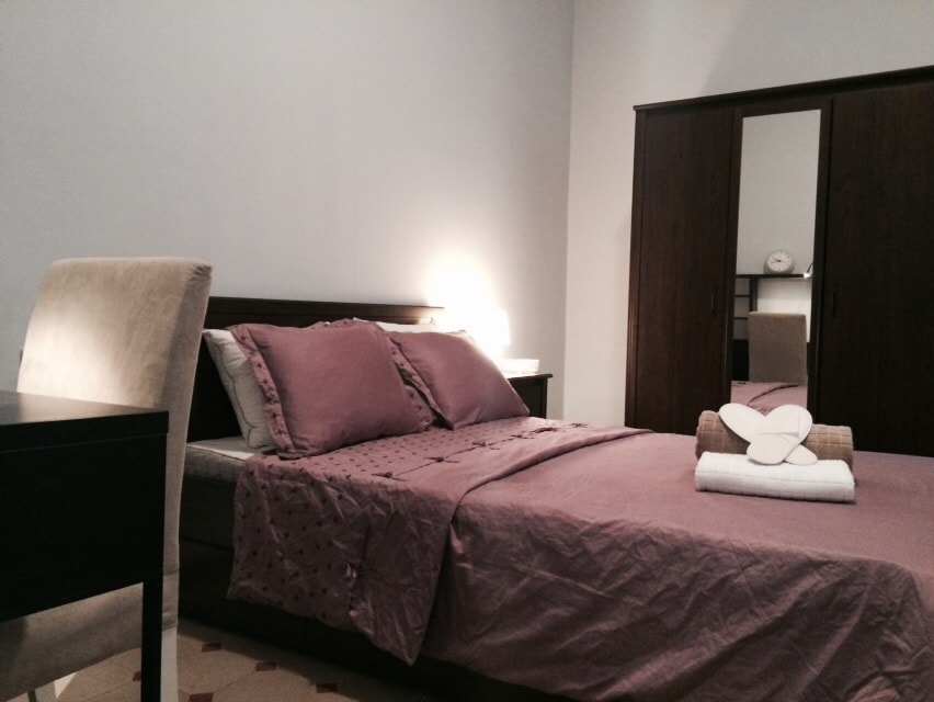 DOUBLE BED at Gran Via*Plaza España