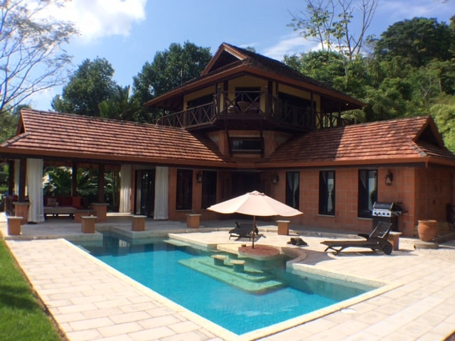 Beautifull Private Home in Ojochal