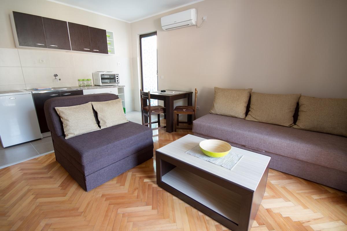 Budva Apartment for ideal vacation