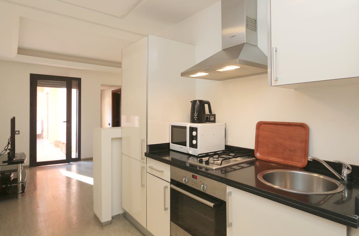 Nice apartment in Marrakech.