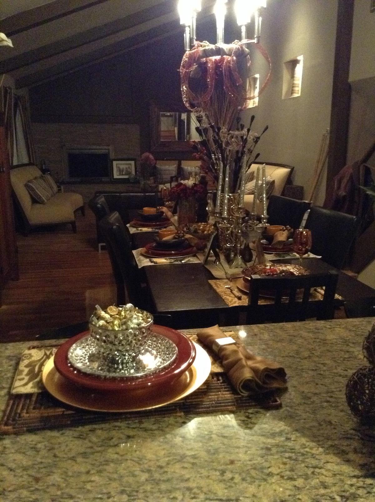 Spacious and modern Phila area home