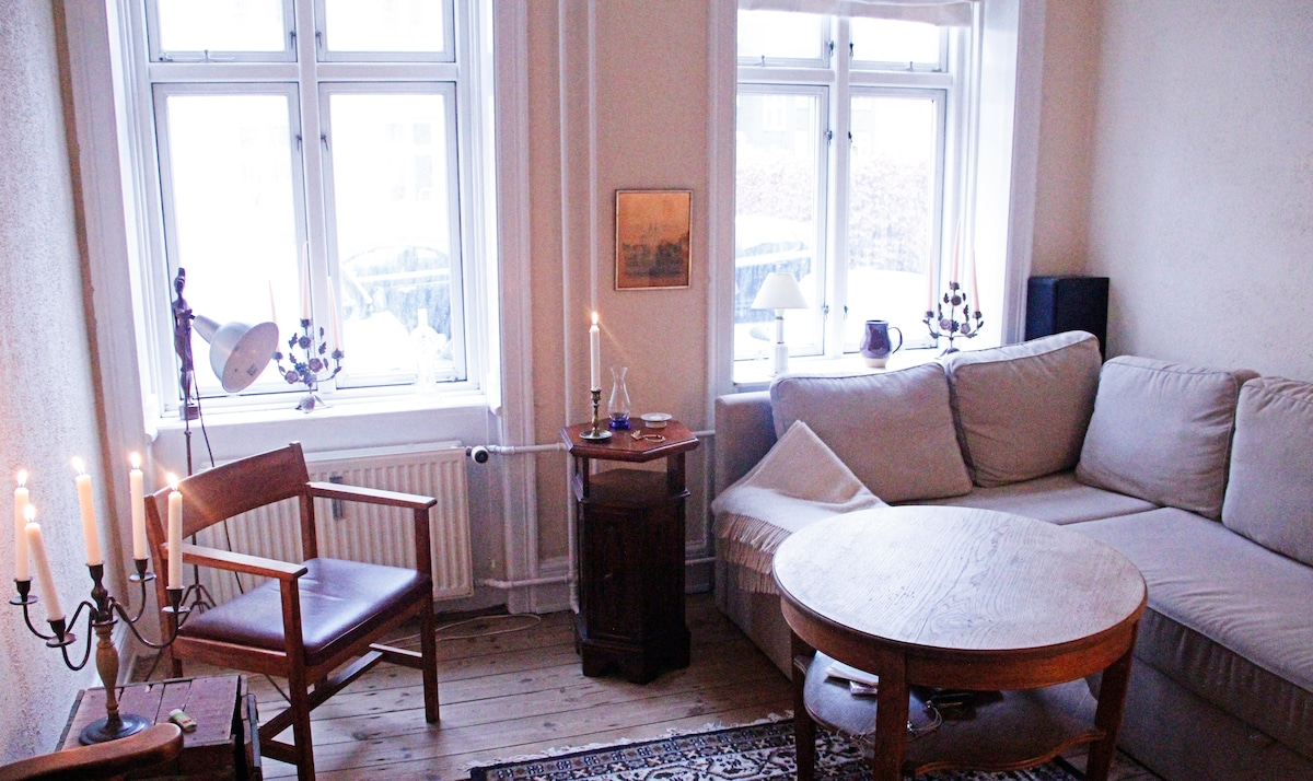 Cosy apartment close to the Zoo