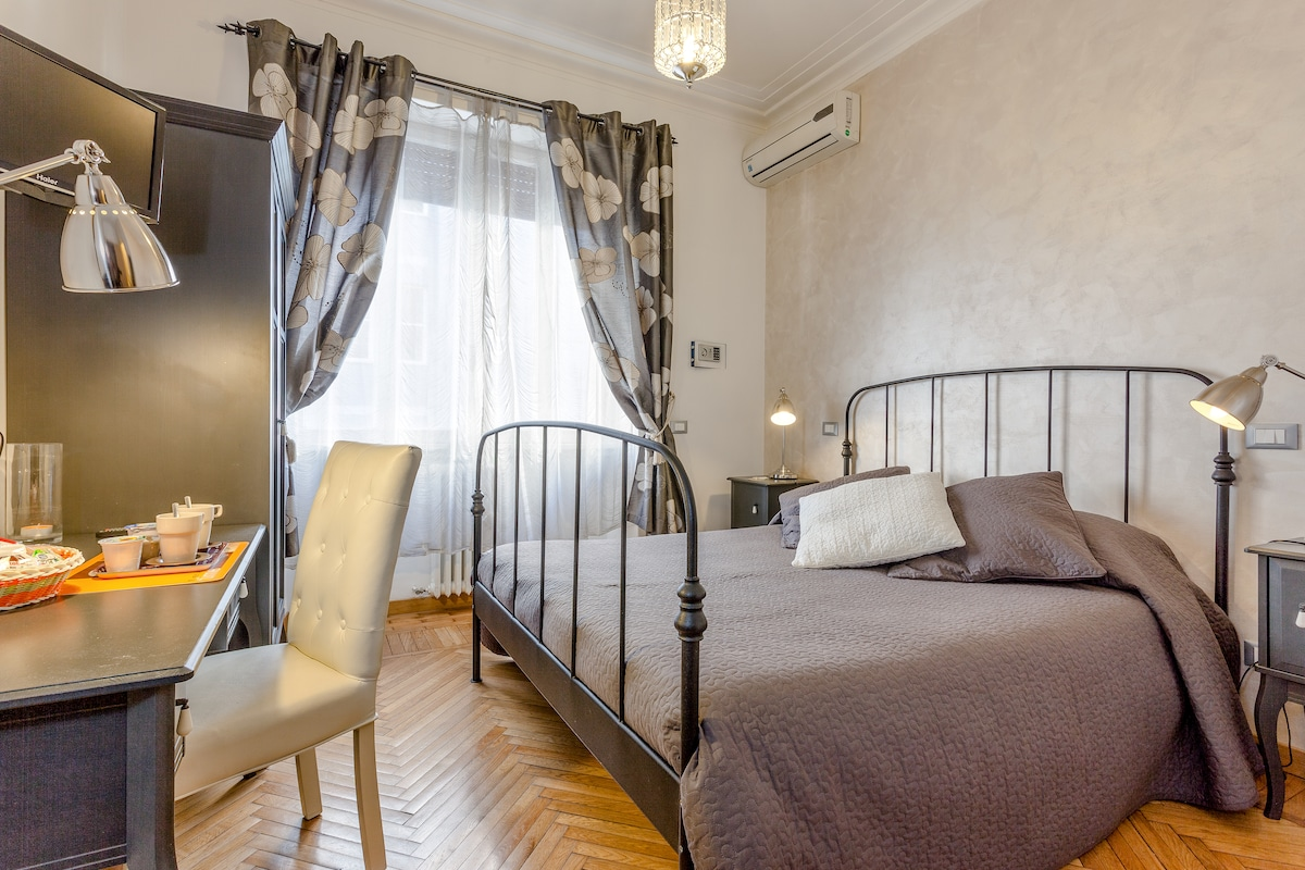 URBI ET ORBI ROMA double room/3