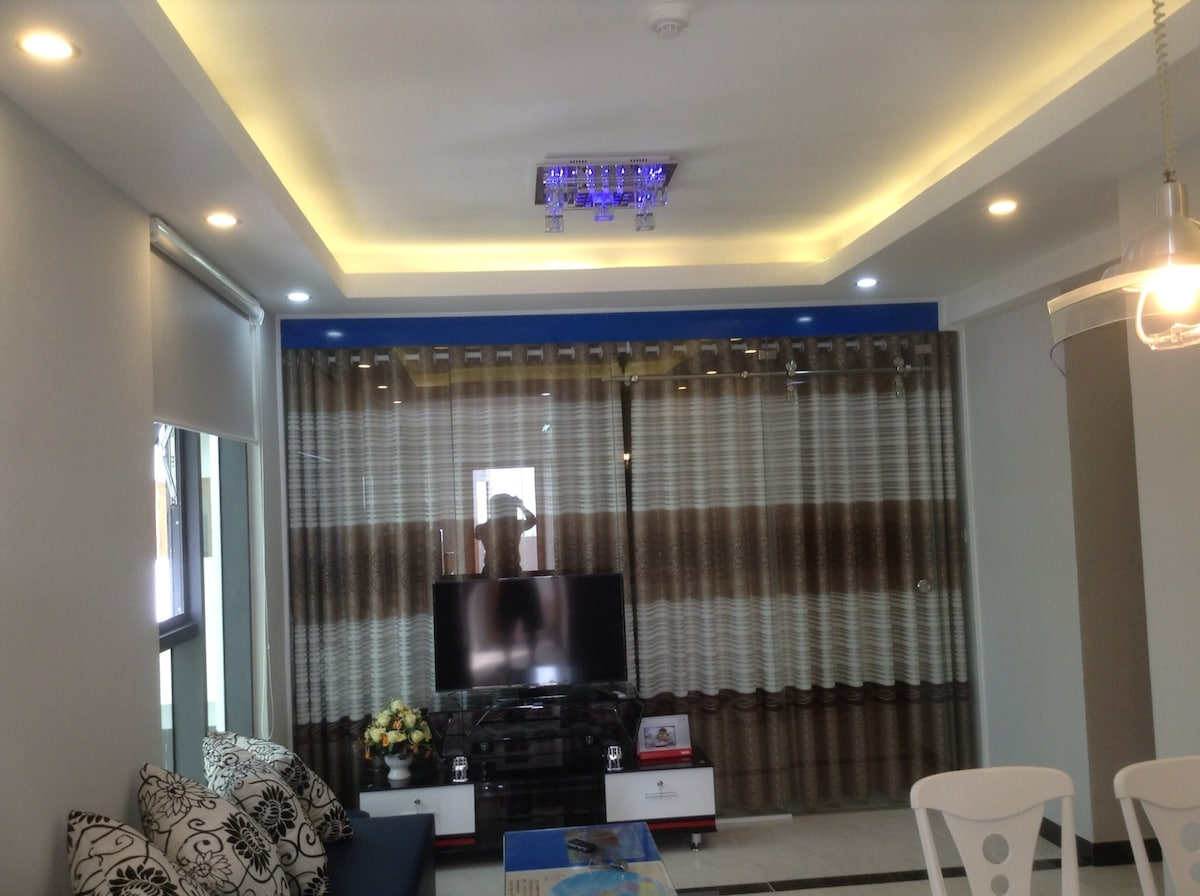 Fully-Furnished Sea View Apartment