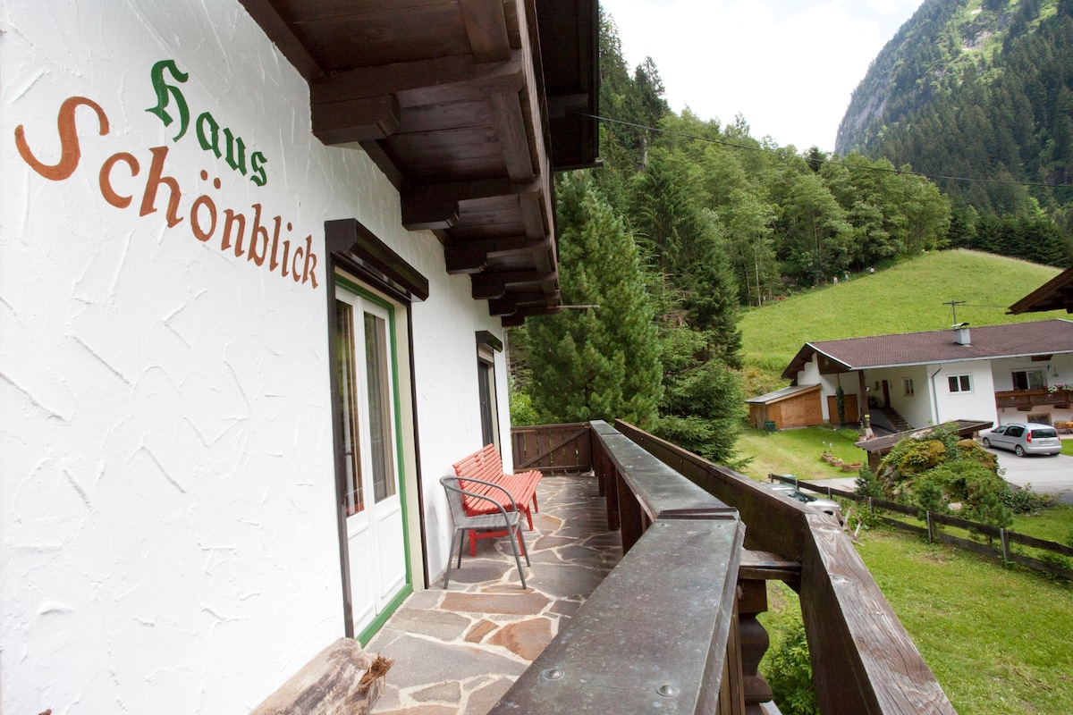 85 m² Haus Schönblick in Zillertal