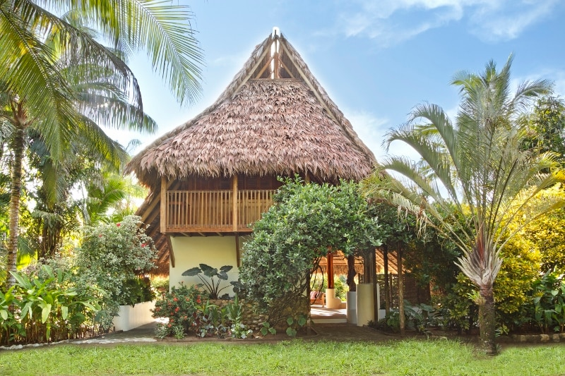 Osa Custom Home on the Beach