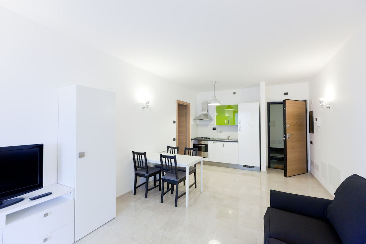 Apt in Rome near Tiburtina Station