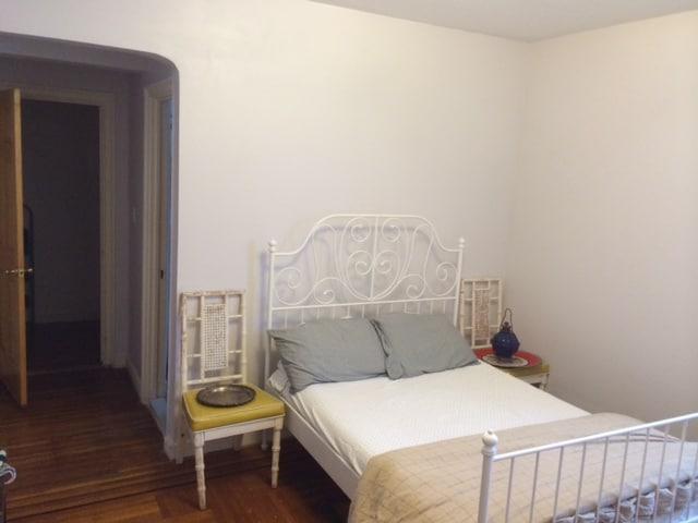 Private bedroom with en suite