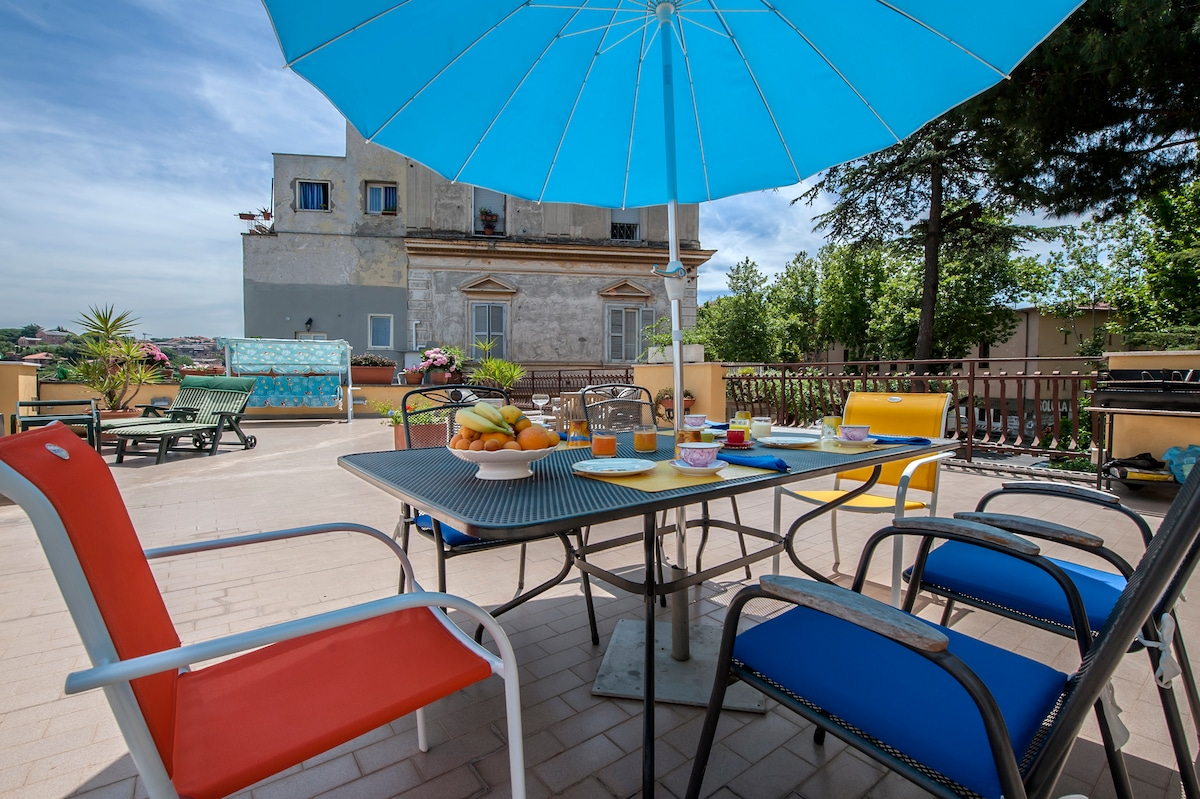 "Villa Savoia ""Luxury flat in Italy"""