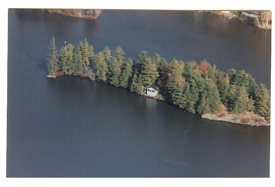 1 Acre Private Island with Cottage