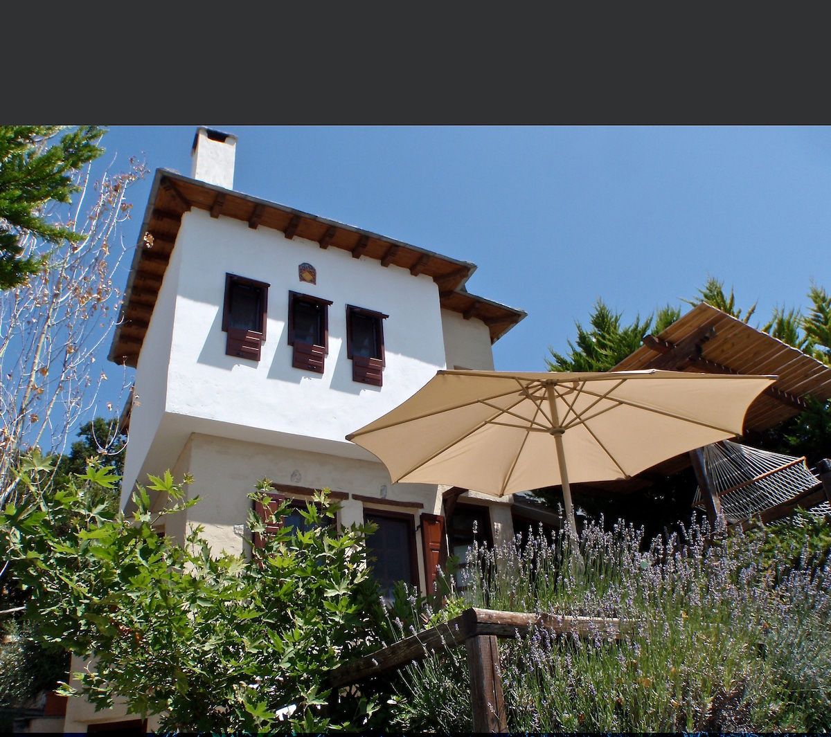 DETACHED VILLA WITH PANORAMIC VIEW