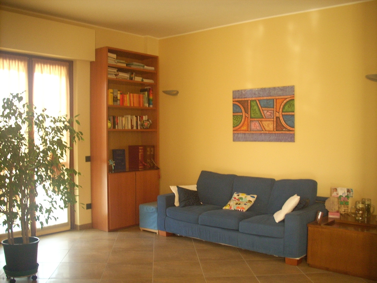Apartment near EXPO and Milan
