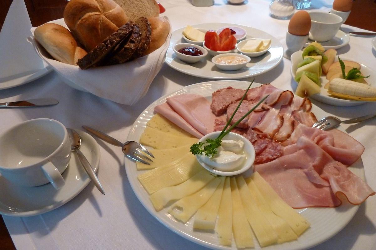 Bed & Breakfast Salzburg UNTERSBERG