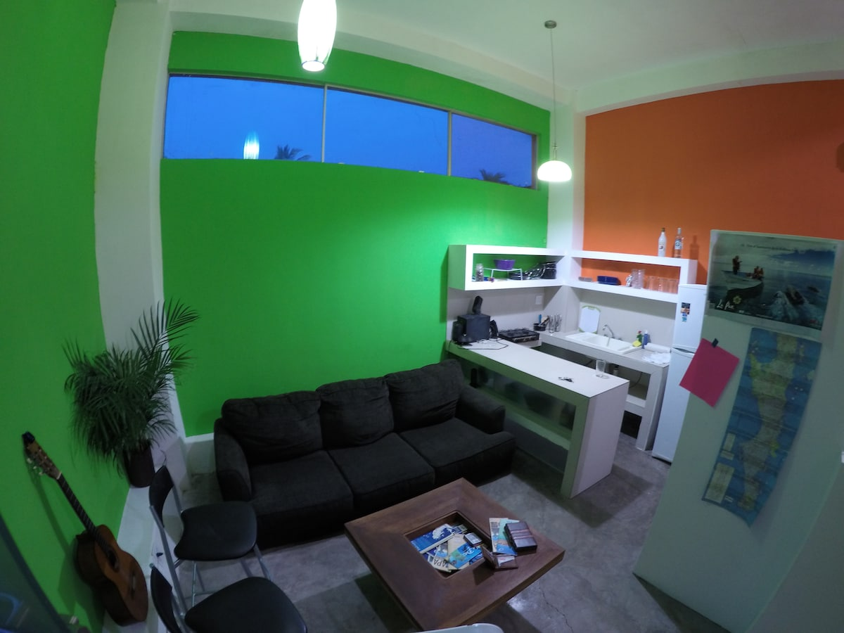 Trendy Space in Heart of La Paz