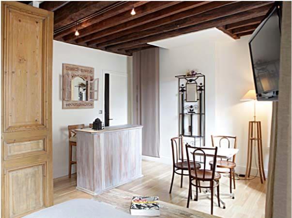 Studio de charme Mouffetard Paris 5